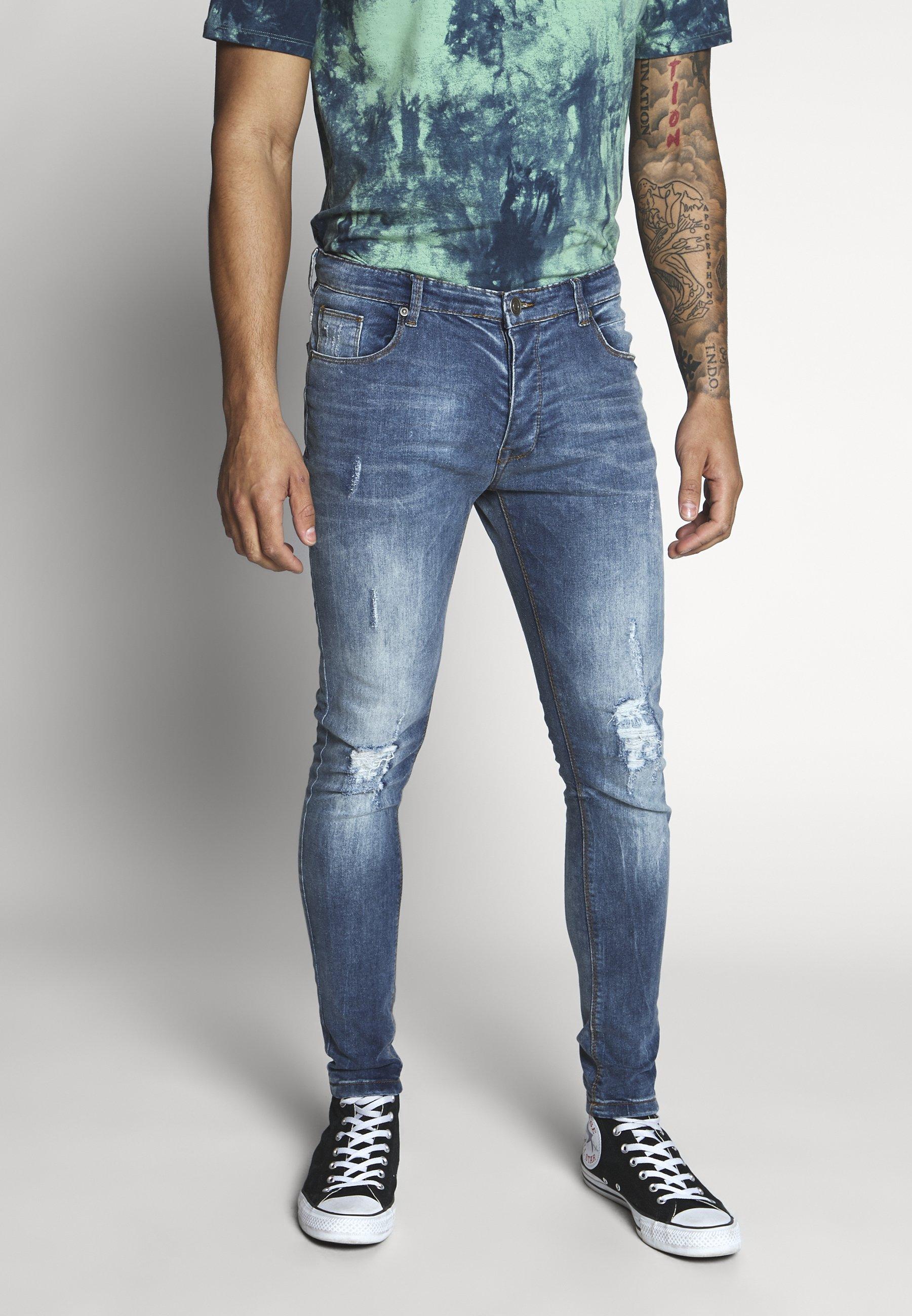 Men MADDOX - Jeans Skinny Fit - blue
