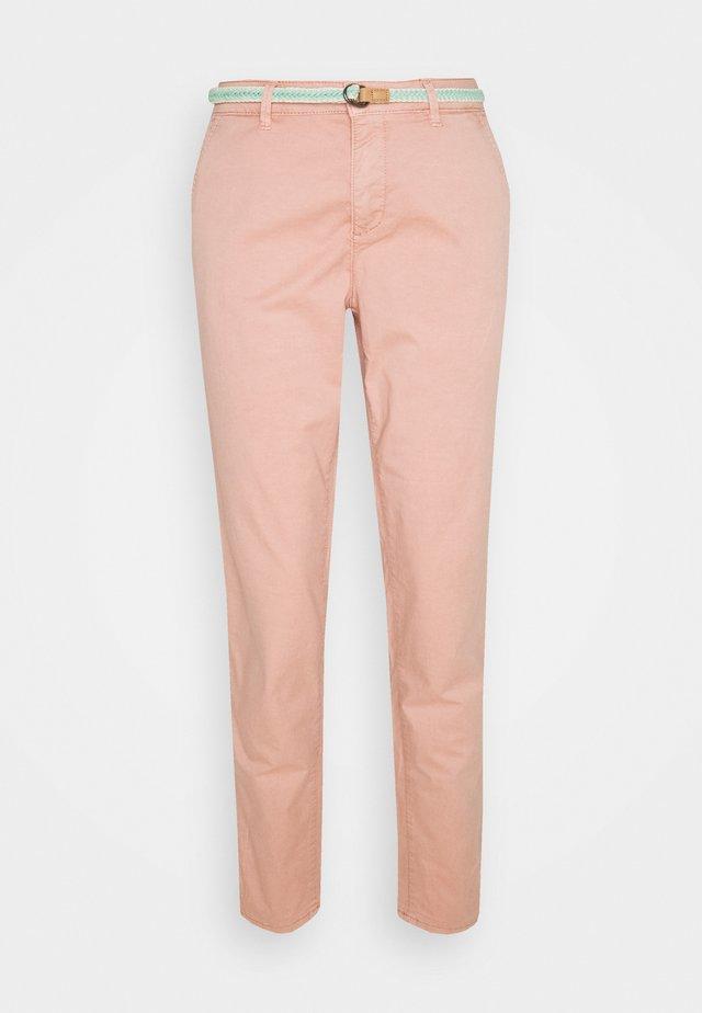 SLIM - Pantaloni - nude