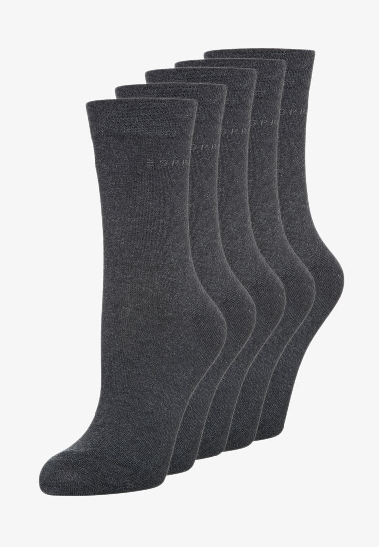 Esprit - 5-PACK - Socks - anthracite