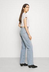Citizens of Humanity - EVA - Straight leg jeans - light blue - 3