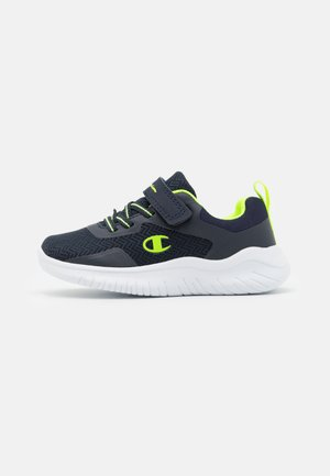 LOW CUT SHOE SOFTY EVOLVE UNISEX - Sports shoes - navy/green