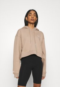 WRSTBHVR - FAITH HOODIE - Sweatshirt - roasted beige - 0