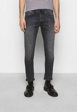 MARCO  - Jeans slim fit - black denim