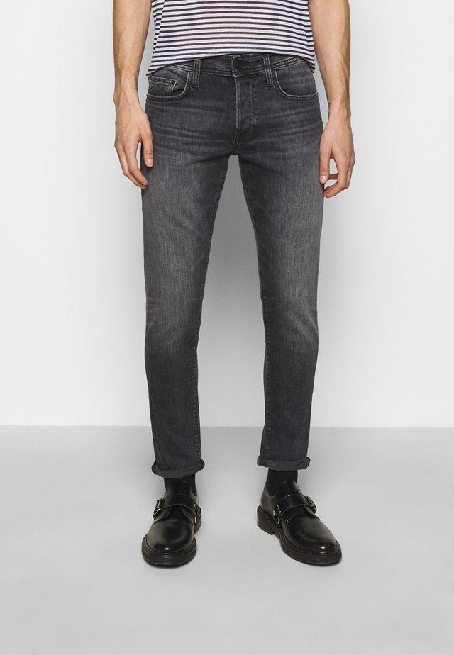 MARCO  - Jean slim - black denim