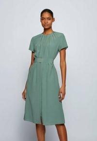 BOSS - Day dress - light green - 0