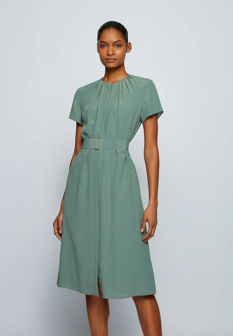 BOSS - Day dress - light green