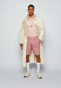 BOSS - DERVIN_RA - Classic coat - light beige - 0