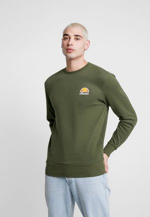 DIVERIA - Sweater - khaki