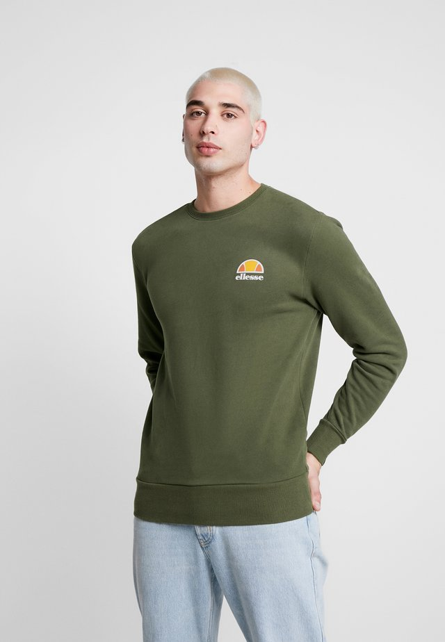 DIVERIA - Sweater - khaki