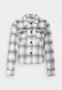 ONLLOU OTW NOOS - Summer jacket - pumice stone/allure
