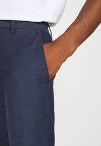 Calvin Klein Tailored - SPECKLED SUIT - Suit - blue - 7