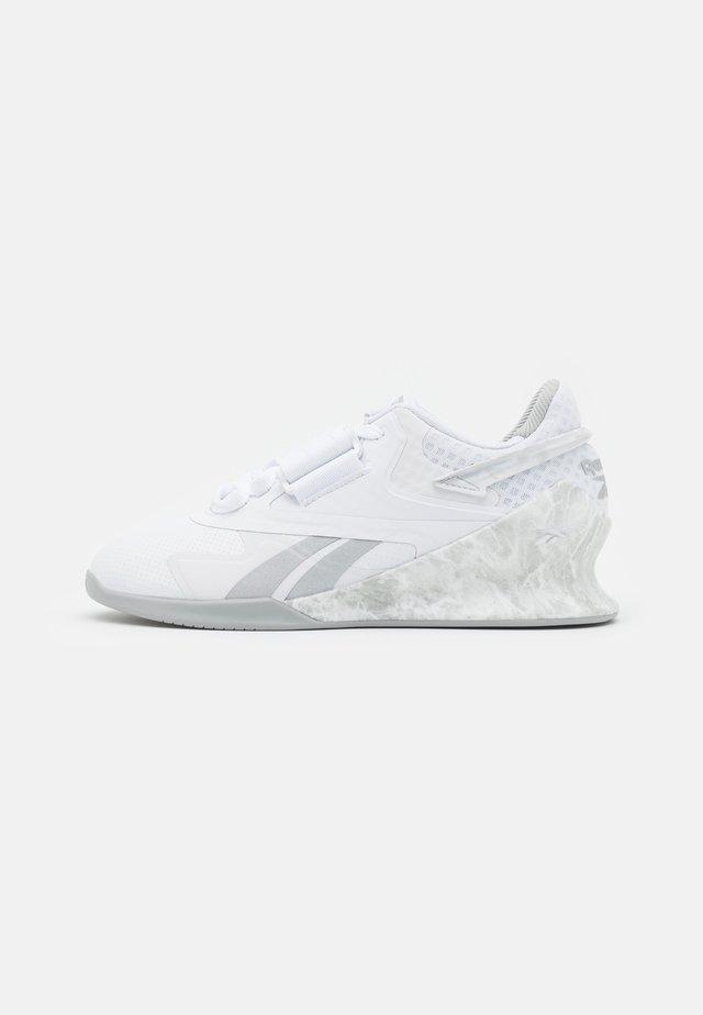 LEGACY LIFTER II - Scarpe da fitness - footwear white/pure grey 3