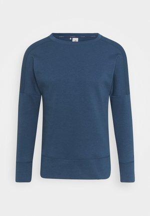 Sweater - crew navy