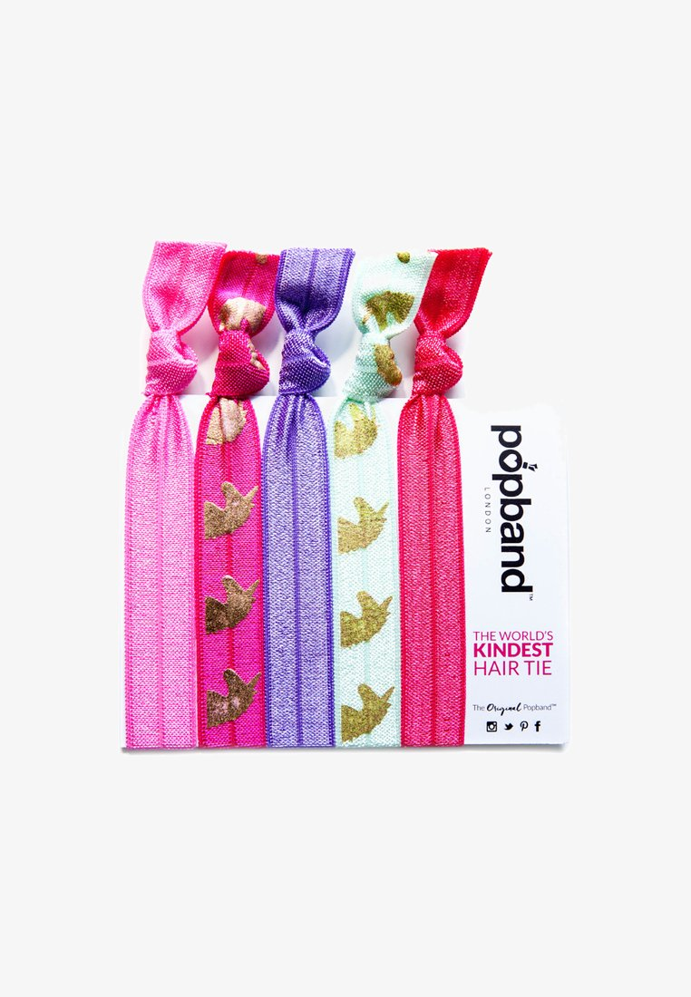 Popband - HAIRTIES MULTIPACK - Haaraccessoire - unicorn