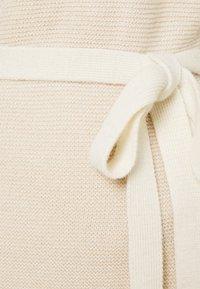 CLOSED - WOMEN CAP SLEEVE OPEN  - Cardigan - ivory - 2