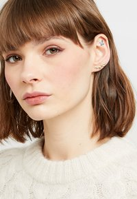 P D Paola - SAFARI - Earrings - gold-coloured - 1