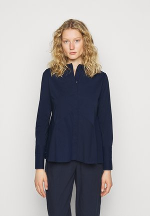 CLEMANDE BLOUSE - Button-down blouse - dark blue