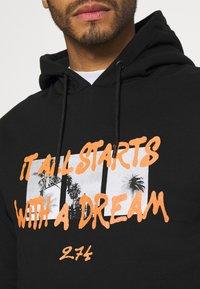 274 - DREAM HOODIE - Sweatshirt - black - 4