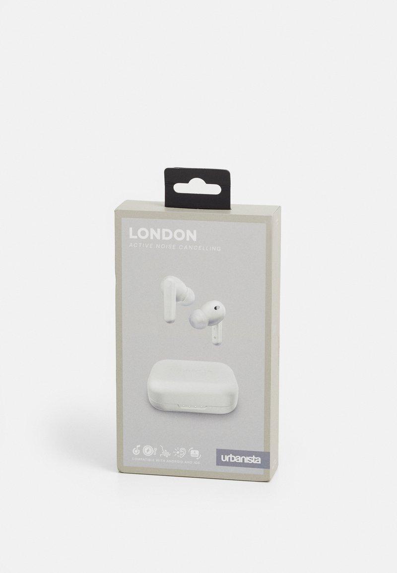 Urbanista - LONDON - Headphones - white