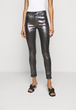 IRIS PANT - Jeans Skinny Fit - black thread