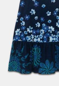 Desigual - Jumper dress - blue - 3