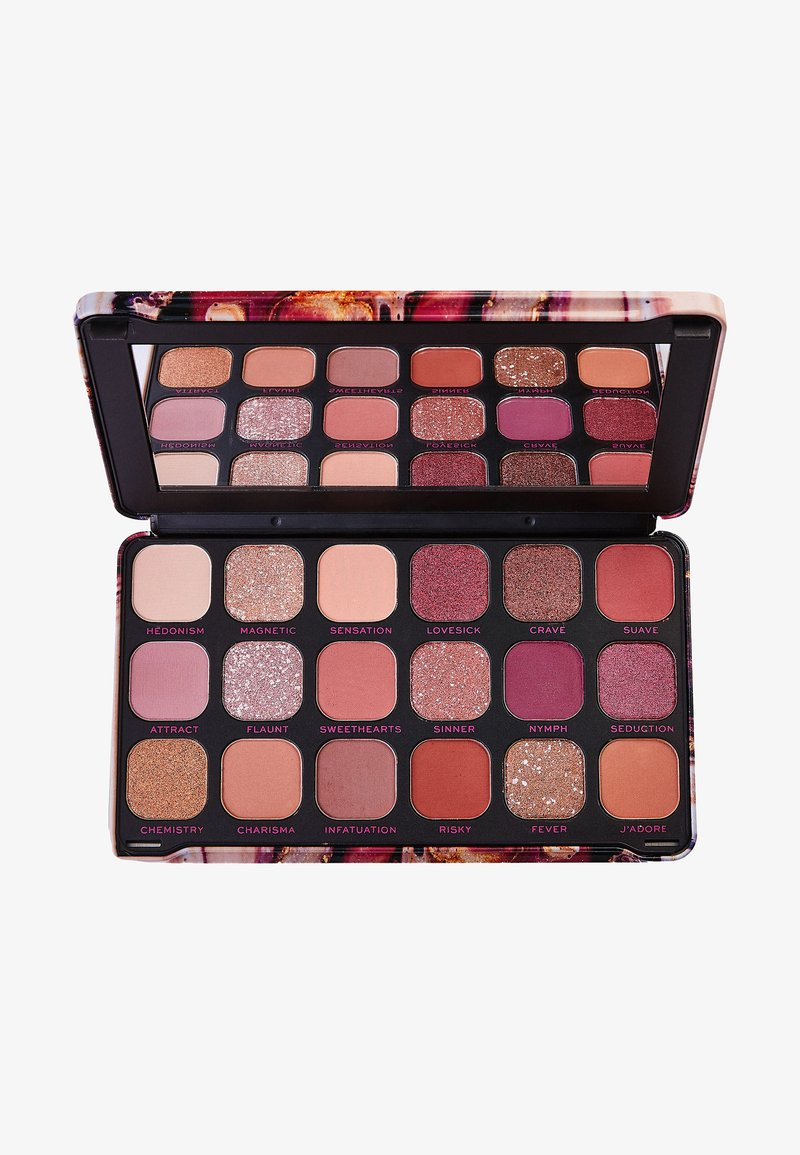 Make up Revolution - EYESHADOW PALETTE FOREVER FLAWLESS ALLURE - Lidschattenpalette - multi