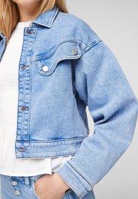 Q/S designed by - Denim jacket - blue - 3