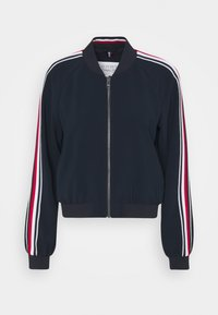 Tommy Hilfiger - ICON DOUBLE - Summer jacket - desert sky