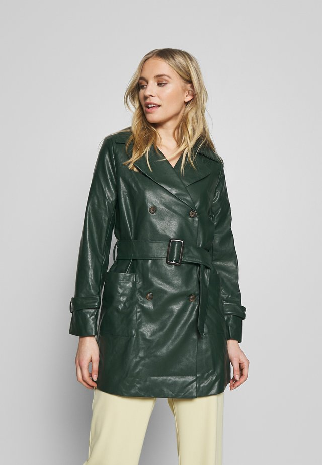 BELTED - Trench - khaki