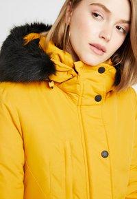 Superdry - ASHLEY EVEREST - Winter coat - amber ochre - 4