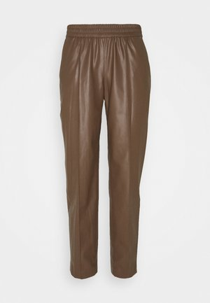 CANIL - Trousers - warm wood