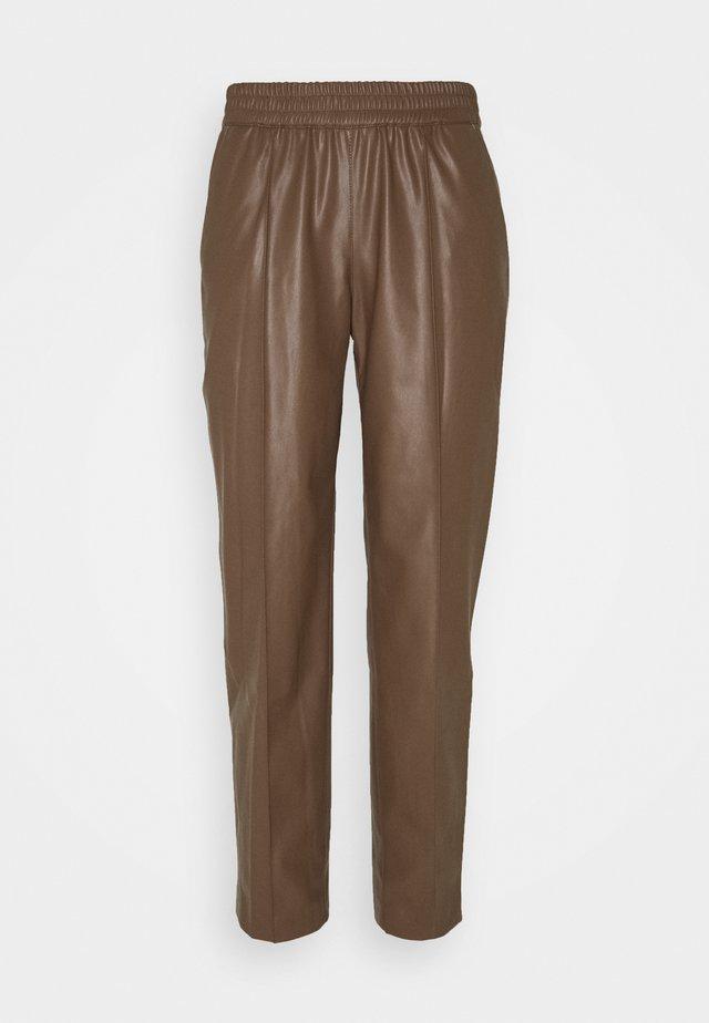 CANIL - Pantalon classique - warm wood