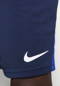 Nike Performance - SHORT TRAIN - Pantalón corto de deporte - blue void/game royal/white - 4