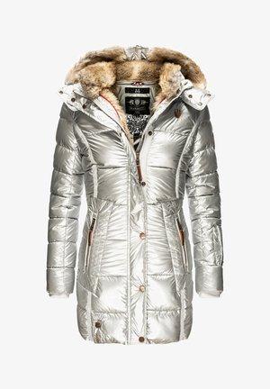 LIEBLINGS - Winter coat - silber