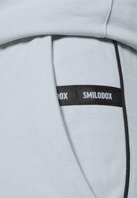 Smilodox - SPORT SUIT HOOD - Trainingspak - dusty blue - 8