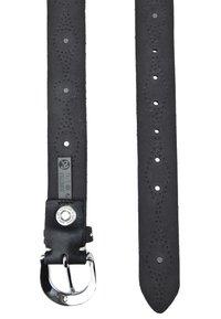 b.belt - ROMY SILVER - Belt - schwarz - 1