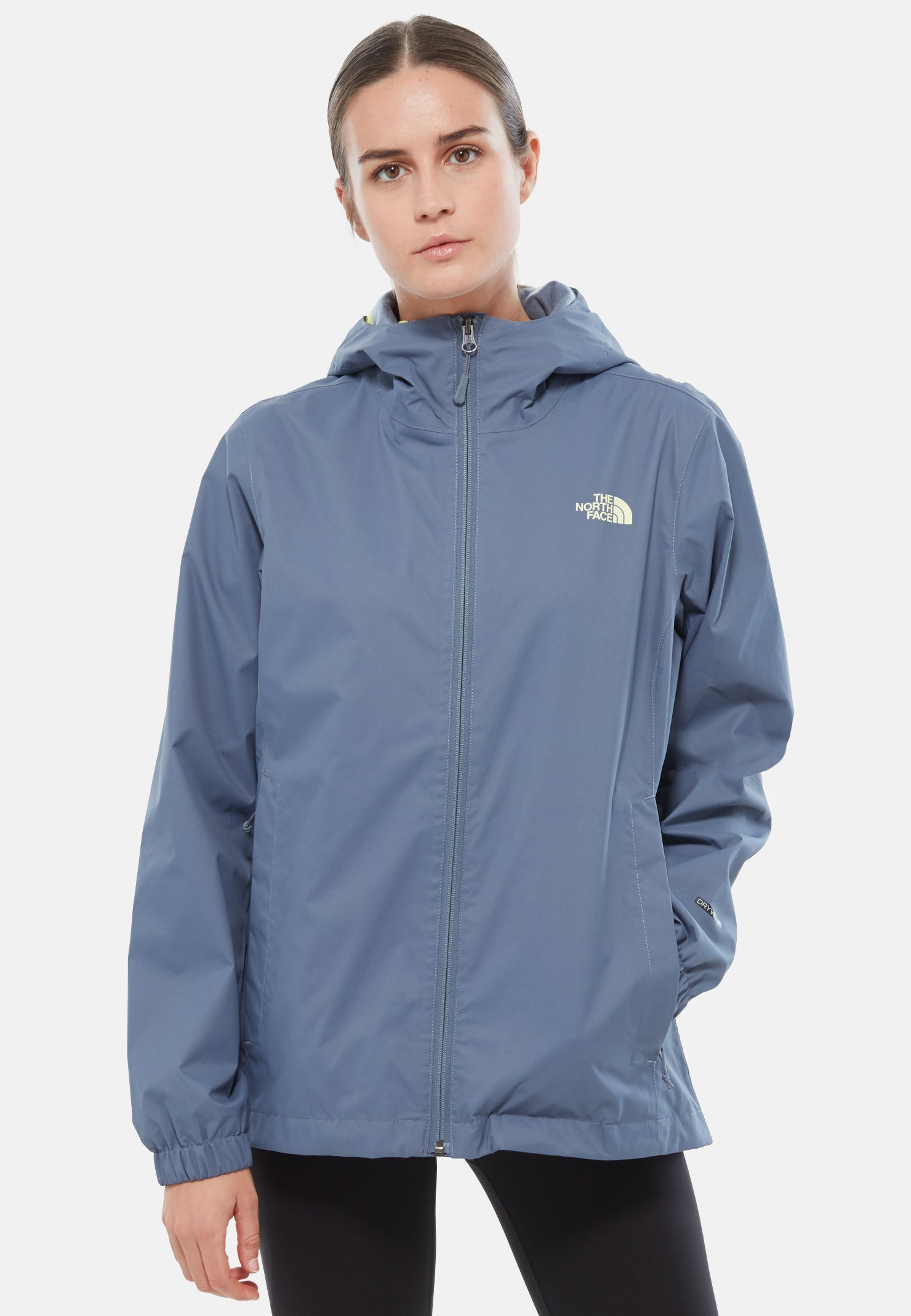 The North Face Quest Jas Dames, tender yellow