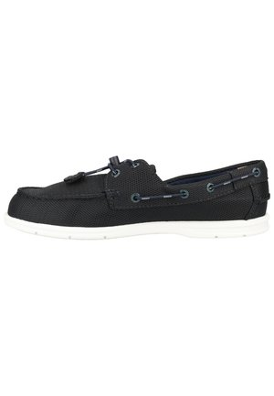 SEBAGO HALBSCHUHE - Boat shoes - blue navy sb908