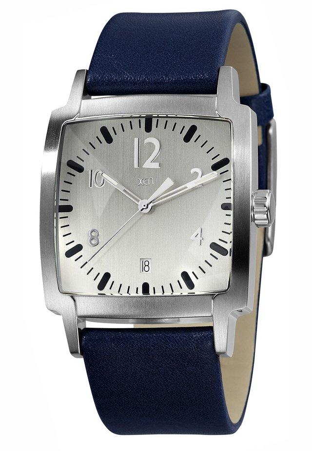Horloge - dunkelblau