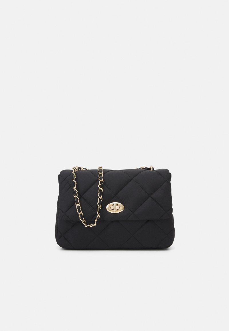 Gina Tricot - MOA BAG - Across body bag - black