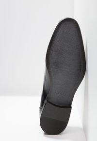 Azzaro - RAEL - Smart lace-ups - marine - 4