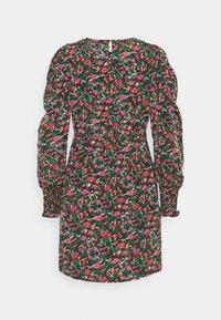 ONLY - ONLKYLIE SHORT DRESS - Day dress - cloud dancer - 3