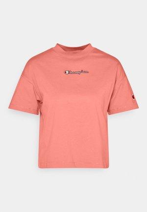CREWNECK ROCHESTER - T-paita - pink
