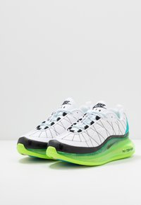 Nike Sportswear - MX-720-818 - Sneakers - white/black/ghost green/oracle aqua/washed coral - 2