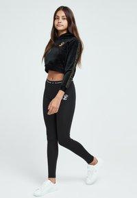 Illusive London Juniors - Jersey con capucha - black - 1