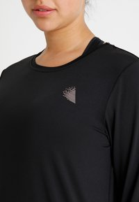 Active by Zizzi - ABASIC - Sports shirt - black - 4