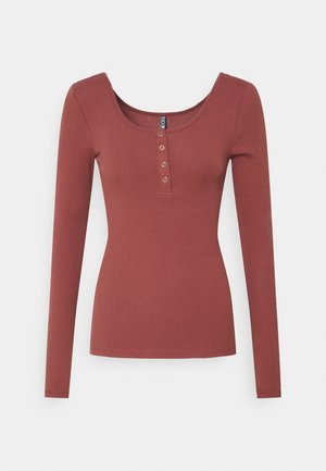 PCKITTE - Long sleeved top - apple butter