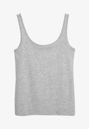 Top - gray