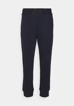 REG FIT JOGGER - Teplákové kalhoty - dark blue