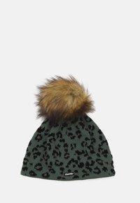 Eisbär - LEORA LUX - Mütze - salvia/schwarz - 1